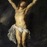 Peter Paul Rubens - The Crucified Christ - 1610 -1611