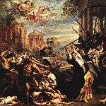 Peter Paul Rubens - Massacre of the Innocents WGA