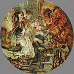 Esther and Ahasverus - 1606, Peter Paul Rubens