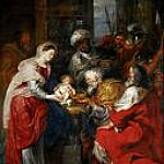 Peter Paul Rubens - Adoration of the Magi
