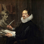 Rubens Portrait of Jan Gaspar Gevartius, Peter Paul Rubens