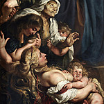 Rubens Raising of the Cross detail2, Peter Paul Rubens