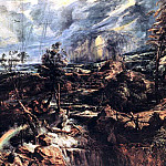 Stormy Landscape - ок 1625, Peter Paul Rubens