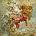 Peter Paul Rubens - Fall of Phaeton - 1636