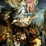 Peter Paul Rubens - The Coronation of Madonna