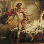Peter Paul Rubens -- Jupiter et Sémélé, Peter Paul Rubens
