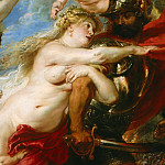 Rubens The Consequences of War detail1, Peter Paul Rubens