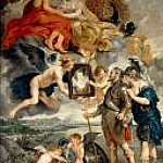 Peter Paul Rubens - Presentation for Henry IV