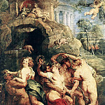Peter Paul Rubens - Feast of Venus - 1630