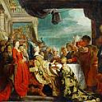 Alboin, King of the Langobards, and Rosamude, Daughter of His Slain Enemy, Peter Paul Rubens