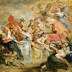 Peter Paul Rubens - Rape of Sabine Woman