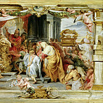 The Sacrifice of the Old Covenant - 1626, Peter Paul Rubens