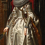 Marchesa Brigida Spinola Doria – 1606, Peter Paul Rubens