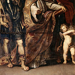 Peter Paul Rubens -- Saint Gregory Surrounded by other Saints, Peter Paul Rubens