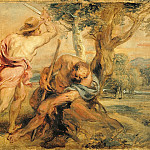 Peter Paul Rubens - Mercury and Argus - 1636