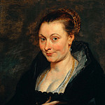 Isabella Brant - ок 1620 - 1630, Peter Paul Rubens