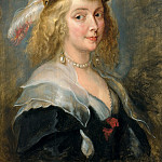 Portrait of Helena Forment, second wife of the artist - 1630, Peter Paul Rubens