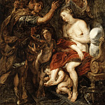 Peter Paul Rubens - The Crowning of Roxana