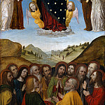 Metropolitan Museum: part 2 - Bergognone (Italian, Milanese, ca. 1453–1523) - The Assumption of the Virgin