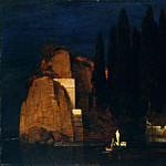 Arnold Böcklin – Island of the Dead, Metropolitan Museum: part 2
