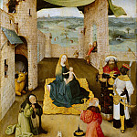 Hieronymus Bosch – The Adoration of the Magi, Metropolitan Museum: part 2