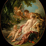 François Boucher – Angelica and Medoro, Metropolitan Museum: part 2