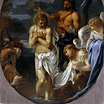 Metropolitan Museum: part 2 - Sébastien Bourdon - The Baptism of Christ