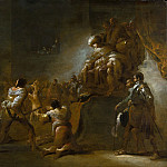 Metropolitan Museum: part 2 - Leonaert Bramer - The Judgment of Solomon