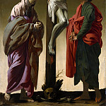 Metropolitan Museum: part 2 - Hendrick ter Brugghen - The Crucifixion with the Virgin and Saint John