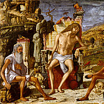 Metropolitan Museum: part 2 - Vittore Carpaccio - The Meditation on the Passion