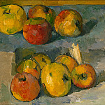 Paul Cézanne – Apples, Metropolitan Museum: part 2