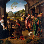 Metropolitan Museum: part 2 - Workshop of Gerard David - The Adoration of the Magi