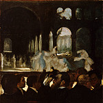 Metropolitan Museum: part 2 - Edgar Degas - The Ballet from Robert le Diable