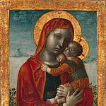 Metropolitan Museum: part 2 - Vincenzo Foppa - Madonna and Child