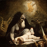 Henry Fuseli – The Night-Hag Visiting Lapland Witches, Metropolitan Museum: part 2