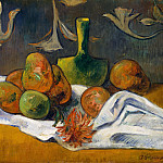 Style of Paul Gauguin – Still Life, Metropolitan Museum: part 2