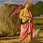 Metropolitan Museum: part 2 - Davide Ghirlandaio (Italian, Florence 1452–1525 Florence) - Tobias and the Angel