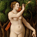 Metropolitan Museum: part 2 - Giampietrino (Italian, Milanese, active by ca. 1495–died 1553) - Diana the Huntress