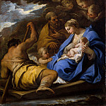 Luca Giordano – The Flight into Egypt, Metropolitan Museum: part 2