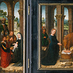 Adriaen Isenbrant – The Life of the Virgin, Metropolitan Museum: part 2
