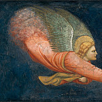 North Italian Painter, first quarter 14th century – Two Angels, Metropolitan Museum: part 2