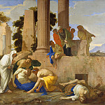 Metropolitan Museum: part 2 - Andrea di Lione - Tobit Burying the Dead