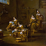 Metropolitan Museum: part 2 - Follower of Alessandro Magnasco - Nuns at Work