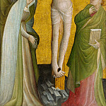 Metropolitan Museum: part 2 - Master of the Berswordt Altar - The Crucifixion