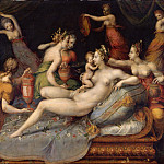 Metropolitan Museum: part 2 - Master of Flora - The Birth of Cupid