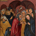 Metropolitan Museum: part 2 - Michelino da Besozzo (Italian, Lombard, active 1388–1450) - The Marriage of the Virgin