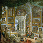 Metropolitan Museum: part 2 - Giovanni Paolo Panini - Ancient Rome