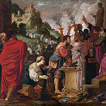 Metropolitan Museum: part 2 - Jacob Pynas ) - Paul and Barnabas at Lystra
