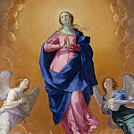 Metropolitan Museum: part 2 - Guido Reni - The Immaculate Conception