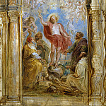 Peter Paul Rubens – The Glorification of the Eucharist, Metropolitan Museum: part 2